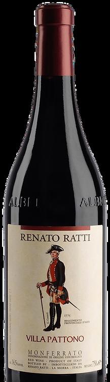 Renato Ratti Monferrato Villa Pattono