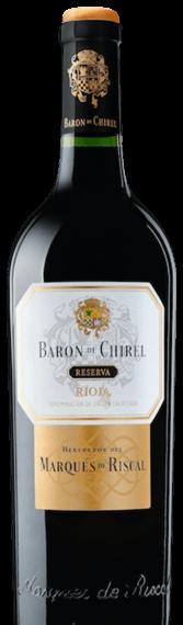 Marqués de Riscal Barón de Chirel Rioja Reserva