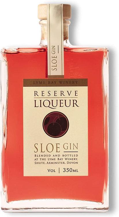 Lyme Bay Reserve Liqueur Sloe Gin Liqueur