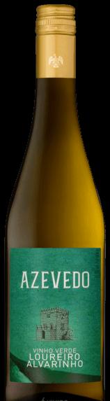 Azevedo, Loureiro-Alvarinho, Vinho Verde