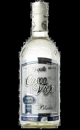 Casco Vieja Blanco Tequila