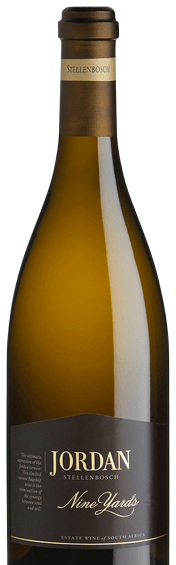 Jordan Wines Nine Yards Chardonnay