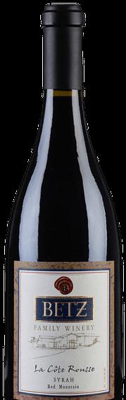 Betz Family Winery La Côte Rousse Syrah