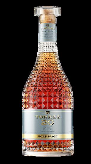Torres 20 year old Superior Brandy