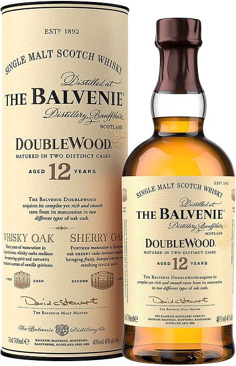 The Balvenie Doublewood 12 Single Malt Scotch Whisky