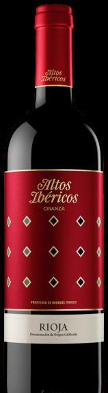 Torres Altos Ibericos, Crianza