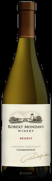 Robert Mondavi Reserve Chardonnay
