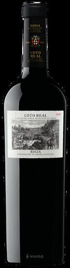 Coto Real, Reserva, Rioja