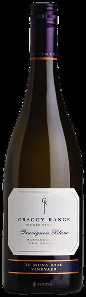 Craggy Range, Sauvignon Blanc Te Muna Road Vineyard