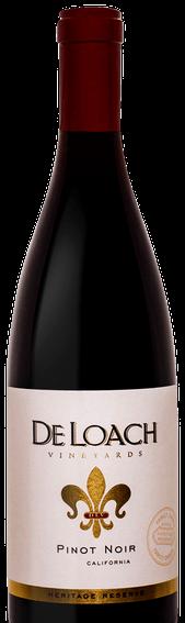 De Loach Heritage Reserve Pinot Noir