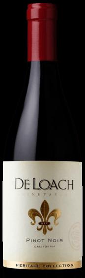 De Loach Heritage Collection Pinot Noir
