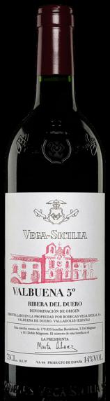 Vega Sicilia Valbuena 5º