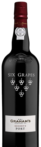 Graham's Six Grapes Reserve Ruby Port