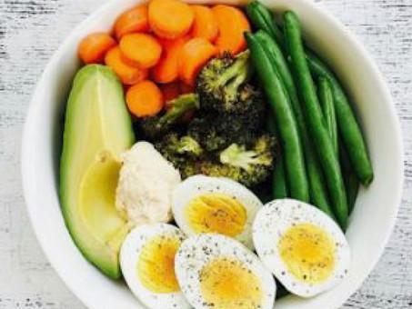 Consejos sobre una alimentación saludable