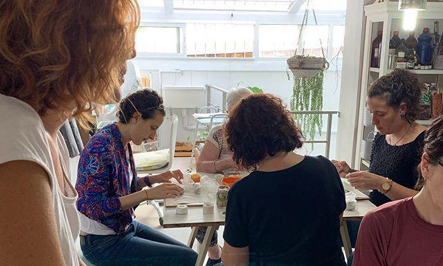 Segundo taller de cerámica a cargo de _m