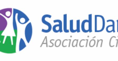 Andrea de la Asociación Civil SaludDar