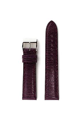 Purple glossy lizard