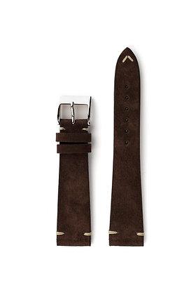 Dark brown nubuck vintage