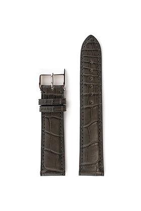 Carbon Grey Alligator - Mat
