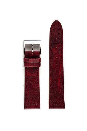 Red patina
