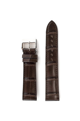 Chocolate Brown Alligator Mat