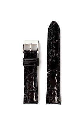 Black glossy crocco