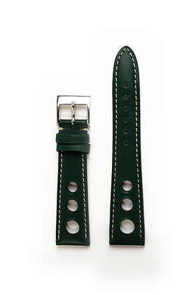 Forest green French calf sport