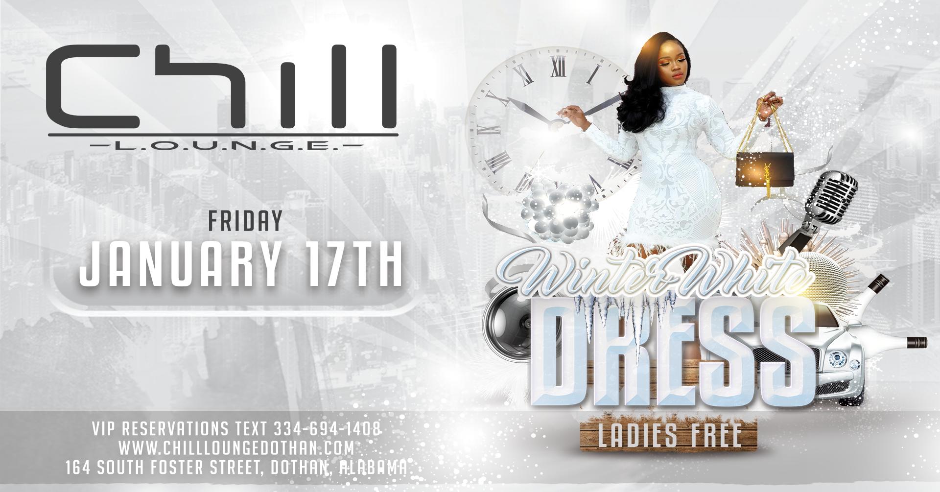 White Dress FB Event