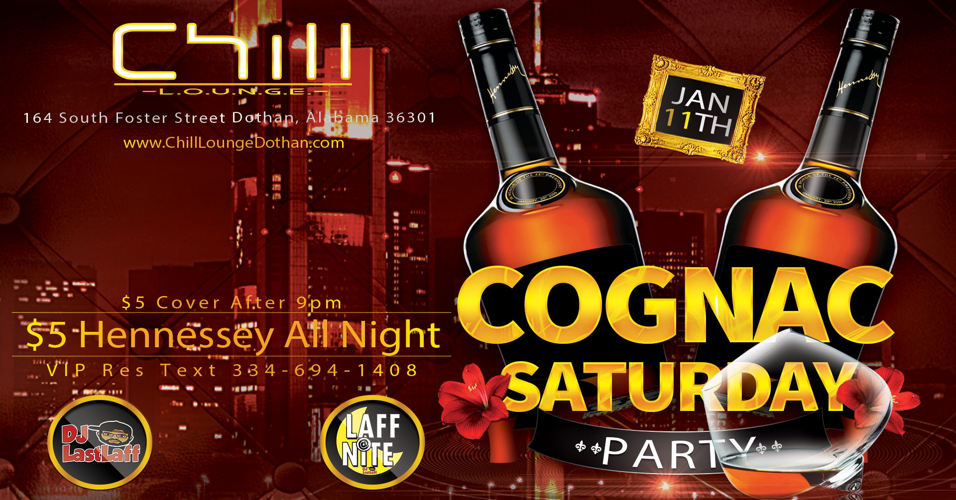 Cognac Saurday FB Event