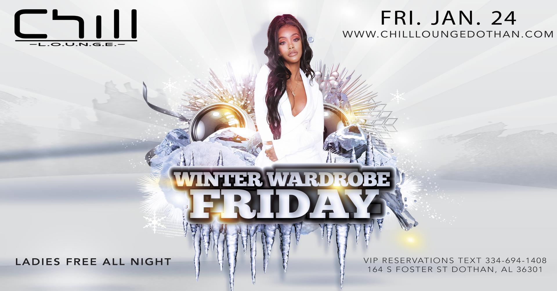 Winter Wardrobe FB Event