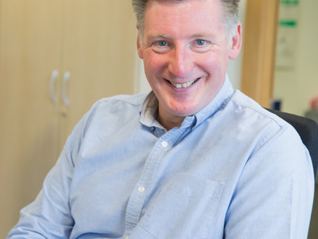 #BehindTheRaise - an interview with Occuity Founder & CEO, Dr Dan Daly