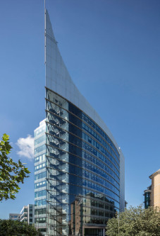 Occuity sign up for new office space in the Blade, Reading's iconic office location