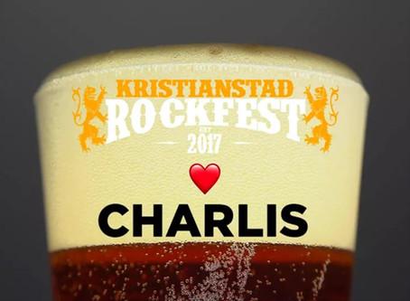 KRISTIANSTAD ROCKFEST + CHARLIS BRYGGHUS = SANT