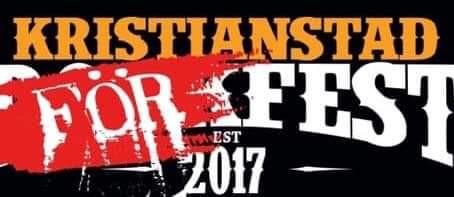 Kristianstad Rock(FÖR)Fest