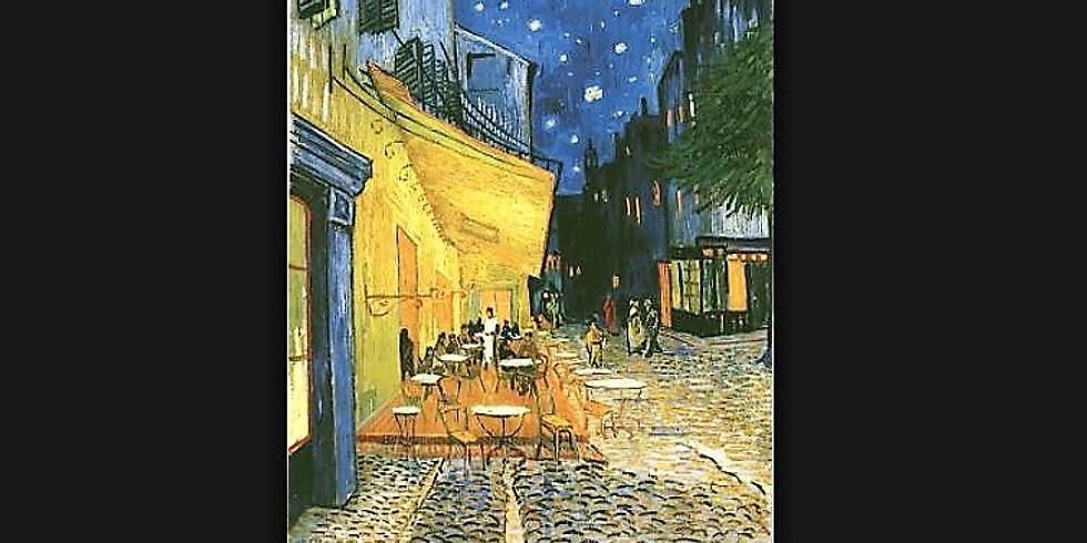Van Gogh's Cafe Terrace