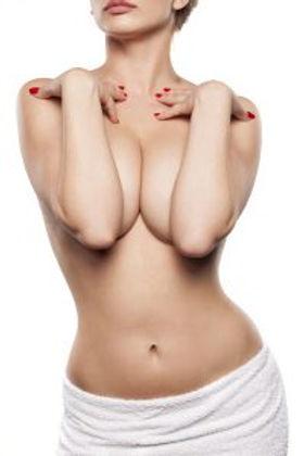 تكبير الثدي