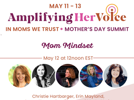 The Mom Mindset and a Practicing Reset