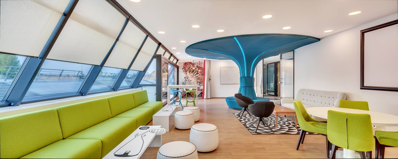 presentation / living room