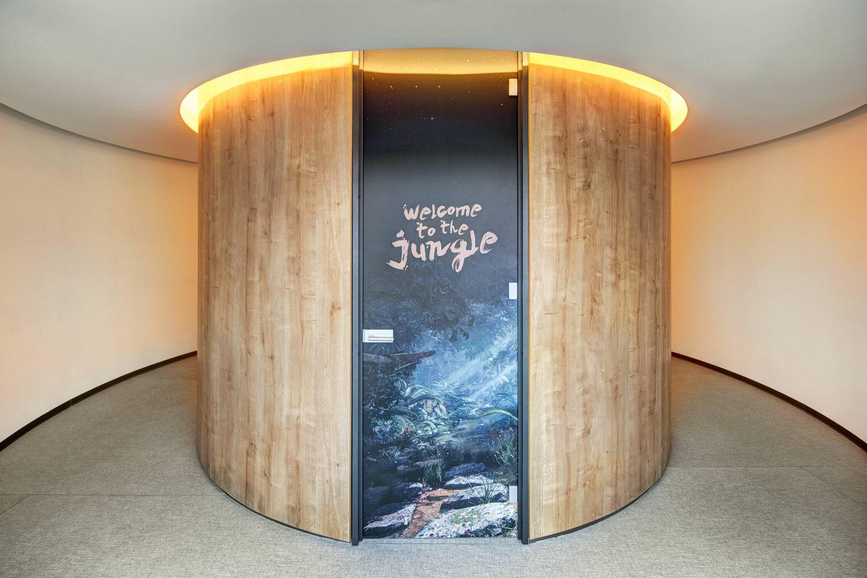 skype conversations room