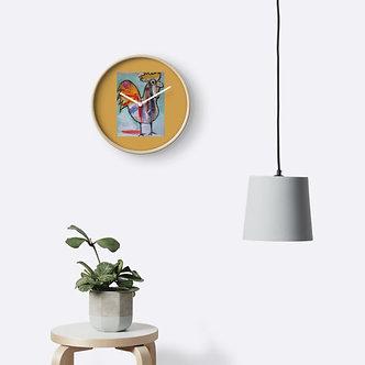 Raymond Rooster Clock