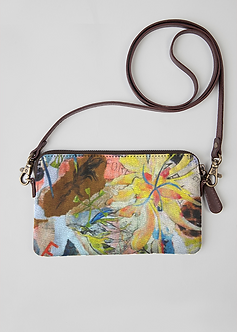 Flora & Fawna Statement Clutch Bag