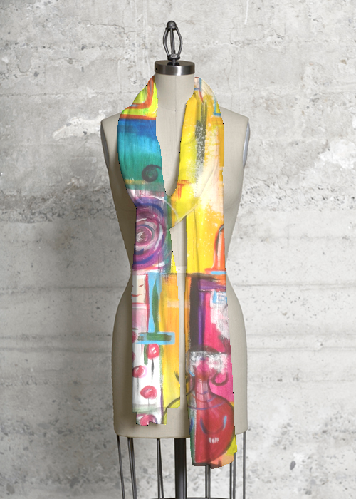 People and Places modal scarf