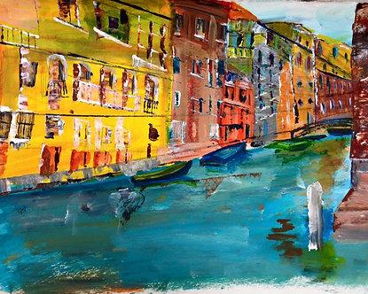 Venice 2 - SOLD