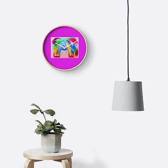 Elsie Elephant Clock