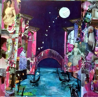 Venice By Moonlight