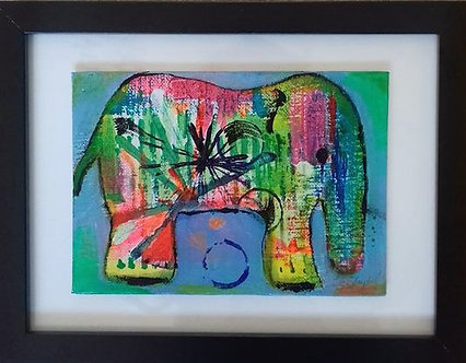 Elsie Elephant - Single