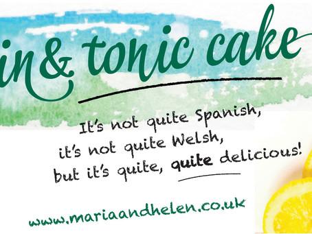Gin, in a cake?
