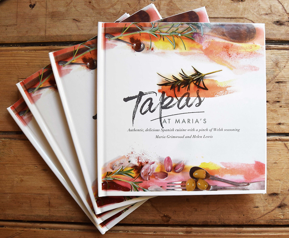 Tapas At Maria's by Maria Grimwood and Helen lewis