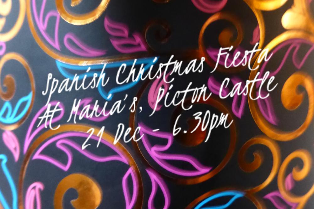Spanish Christmas Fiesta