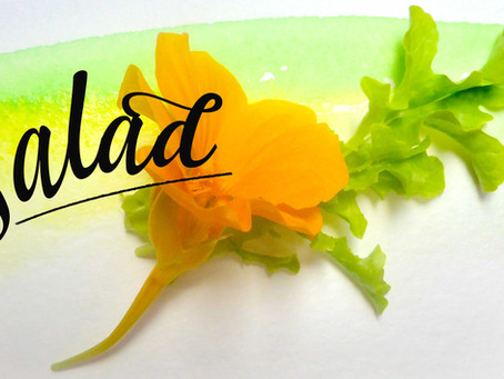 Welcome to the salad season